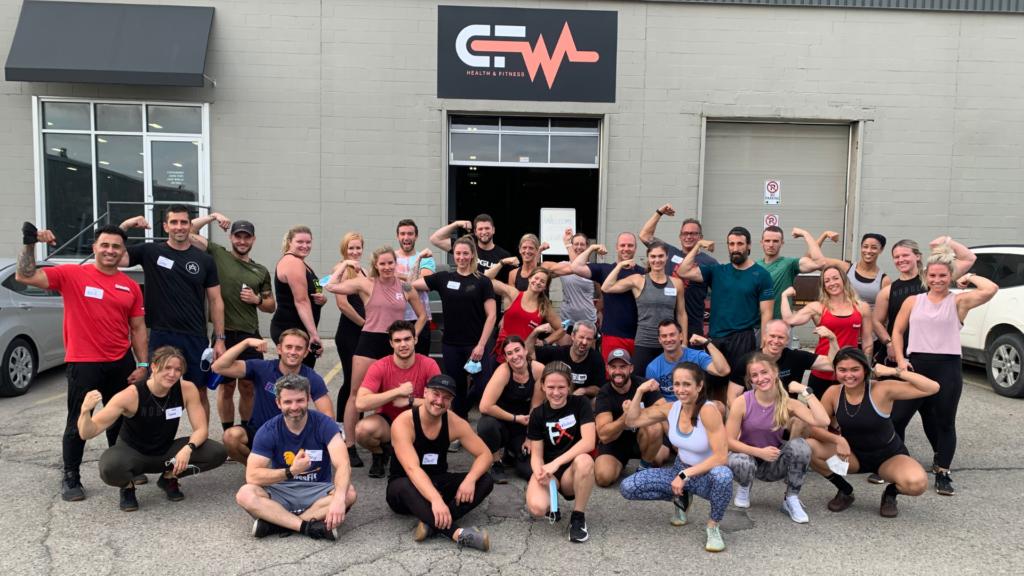 CrossFit Waterloo, Waterloo, Ontario