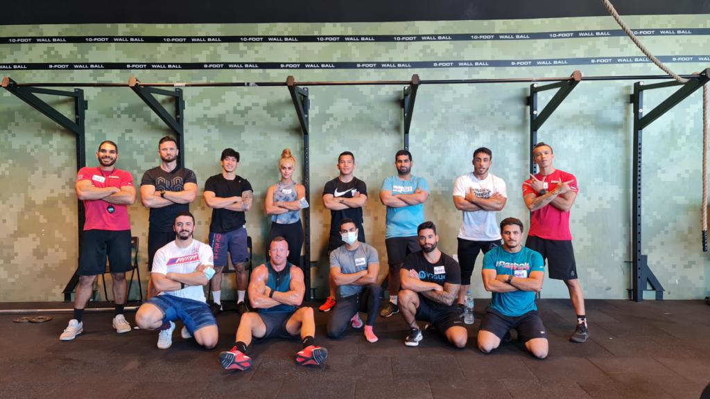 CrossFit Yas, Abu Dhabi, UAE