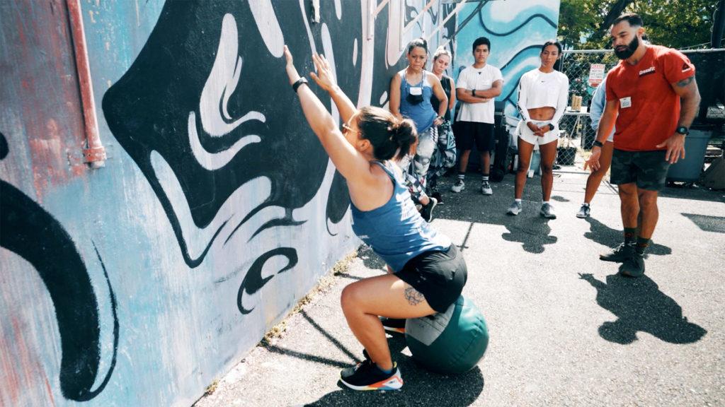 squat therapy miami
